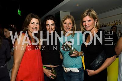 Jen Sadler, Cyndi Eakin, Melinda Branston, Missy Edwards. Photograph by Betsy Spurill Clarke