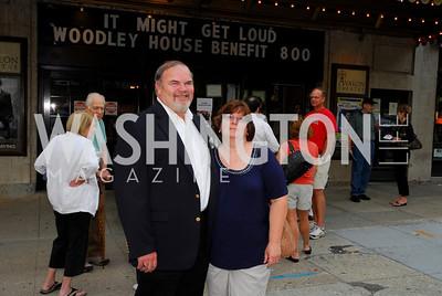 Gary Frye, Liza Frye, Photograph by Kyle Samperton