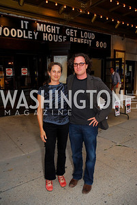 Grace Guggenheim, Davis Guggenheim, Photograph by Kyle Samperton