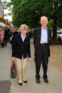 Marion Guggenheim, William Danforth, Photograph by Kyle Samperton