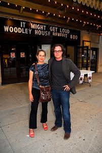 Grace Guggenheim, Davis Guggenheim, Photograph by Kyle Samperton