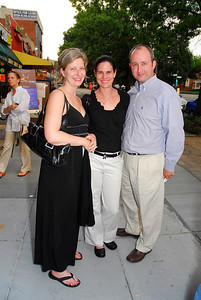Hope Kirk, Meredith Cabe, Peter Hutchinson, Photograph by Kyle Samperton
