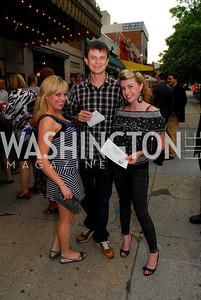 Amy Robinson, Dimitri Medvedev, Casandra Strafer, Photograph by Kyle Samperton