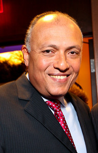 Egypt Ambassador Sameh Shoukry. J Street Gala Dinner. Grand Hyatt Hotel. October 27, 2009. photos by Tony Powell