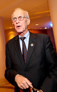 Massachussetts Congressman John Olver. J Street Gala Dinner. Grand Hyatt Hotel. October 27, 2009. photos by Tony Powell