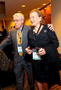 Alan and Irene Wurtzel. J Street Gala Dinner. Grand Hyatt Hotel. October 27, 2009. photos by Tony Powell