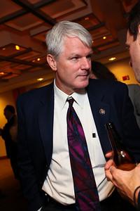 Washington Congressman Brian Baird. J Street Gala Dinner. Grand Hyatt Hotel. October 27, 2009. photos by Tony Powell