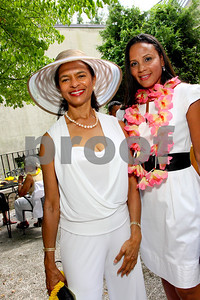 Mary Bush, Michelle Fenty, Photograph by Tony Powell