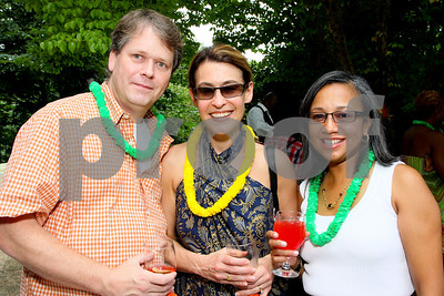 Jim Oliver, Angie Fox, Vanena Rala, Photograph by Tony Powell