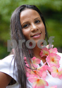 Michelle Fenty, Photograph by Tony Powell