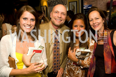 Brooks Horton, Kaylee Hartung, Eric Linkins, Natalie Linkins, Photograph by Betsy Spurill Clarke