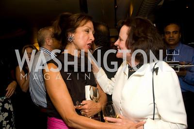 Aniko Gaal Schott, Liz Stevens, Photograph by Betsy Spurill Clarke