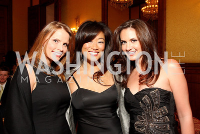 Amanda Polk, Hadley Gamble, Pamela Sorensen Photo by Tony Powell