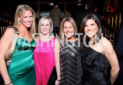 Britton Coarke, Pilar Falo, Megan Delany, Alison Cricks Photo by Tony Powell