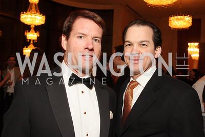 Michael Saylor, Matt Gorman Photo by Tony Powell