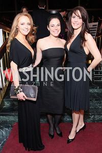 Jennifer Alston, Lauren Cole, Abigail Swetz Photo by Tony Powell