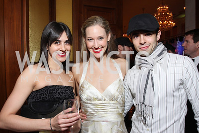 Sona Kharatian, Amanda Cobb, Lucas Segovia Photo by Tony Powell