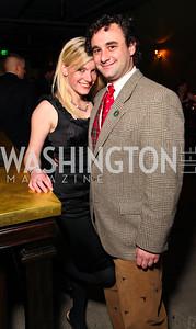 Lauren Hernandez and Joe Kildea. Jete Society Nutcracker Party at George. December 18, 2009. photos by Tony Powell