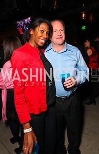 Ebonee Stringer, Randy Bachman. Jete Society Nutcracker Party at George. December 18, 2009. photos by Tony Powell