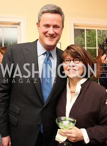 Joe Scarborough, Margaret Carlson