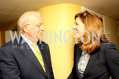 Gordon Peterson, Norah O'Donnell