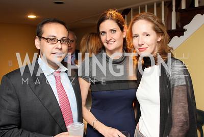 Imran Ahmad Khan, Ellen Bennett, Juleanna Glover