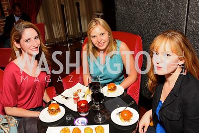 Maura Judkis, Nikki Schwab, Lindsay Lyon, Photograph by Tony Powell
