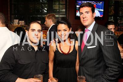 Nicolas Jammet, Angie Goff, Ryan O'Dwyer, Photograph by Tony Powell