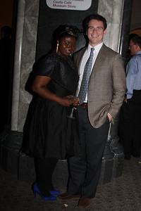 Makeda Sackey, Patrick Dowd Smithsonian Jolly Holiday. December 04, 2009. Photo's by Michael Domingo