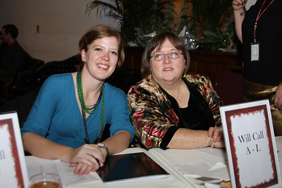 Barbara Tuceling, Meg Smolinski Smithsonian Jolly Holiday. December 04, 2009. Photo's by Michael Domingo