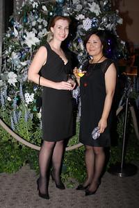 Lynn Lee, Sonya Gloeckle Smithsonian Jolly Holiday. December 04, 2009. Photo's by Michael Domingo