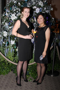 Lynn Lee, Sonya Gloeckle Smithsonian Jolly Holiday. December 04, 2009. Photo's by Michael Domingo