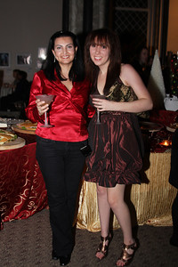 Melissa Catto, Maheen Pateo Smithsonian Jolly Holiday. December 04, 2009. Photo's by Michael Domingo