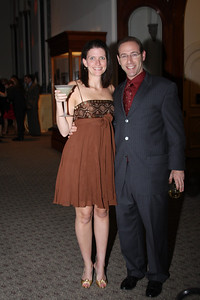 Susan Mayer, Jeff Schonfeld Smithsonian Jolly Holiday. December 04, 2009. Photo's by Michael Domingo