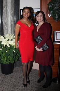 Lisa Spark, Belinda Bulger Smithsonian Jolly Holiday. December 04, 2009. Photo's by Michael Domingo