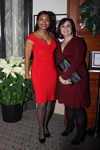 Lisa Spark, Belinda Bulger Smithsonian Jolly Holiday. December 04, 2009. Photo's by Michael Domingo