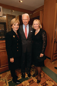 Marcelle Leahy, Roger and Vicki Sant. Justice For All Gala. December 8, 2009. Photos by Samantha Strauss.