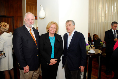Kyle Samperton,December 6,2009,Honors Brunch,Joseph Shepard,Sen,Claire McCaskill,Robert De Niro