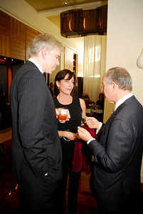 Kyle Samperton,December 6,2009,Honors Brunch ,David Gregory,Beth Wilkinson,Stephen Schwarzman