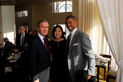 Kyle Samperton,December 6,2009,Honors Brunch,William Cohen,Michelle Ree,Kevin Reese