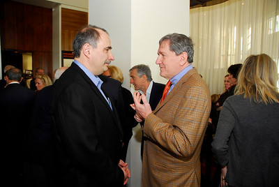 Kyle Samperton,December 6,2009,Honors Brunch,David Axelrod,Richard Holbrooke
