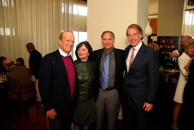 Kyle Samperton,December 6,2009,Honors Brunch,George Stevens,Liz Stevens,John Phillips,Rep.Ed Markey