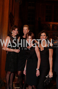 Mary Milner, Nicola Marcus, Laurie MacCaskill, Kelly Fisher-Katz (James R. Brantley)