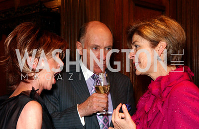 Laurie MacCaskill, Paul MacCaskill, Ambassador Carolina Barco Isakson (James R. Brantley)