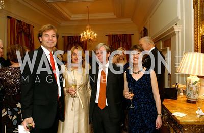 Geert Kersten, Maria Kersten, James Downer, Nicola Downer (James R. Brantley)
