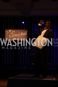 Nyjer Morgan 29th Annual Kidney Ball. November 21, 2009. Photo's by Michael Domingo