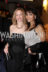 Christine Esposito, Jennifer Weiss 29th Annual Kidney Ball. November 21, 2009. Photo's by Michael Domingo