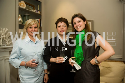 Kathleen Dezio, Lisa Powers, Maria Cristina Gonzalez,