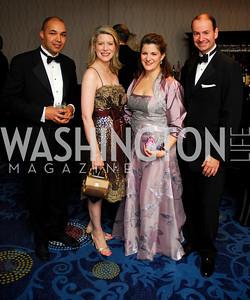 Kyle Samperton,November 7,2009,Lombardi Gala,Angelo Turner,Linda Courie,Carolyn Manos,Peter Manos