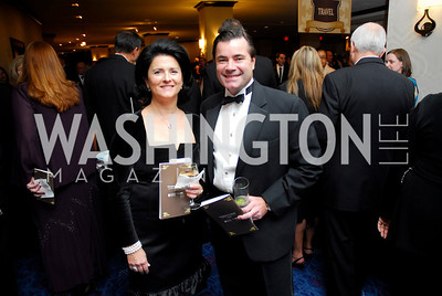 Kyle Samperton,November 7,2009,Lombardi Gala Janelle Lynch,Tony Lynch